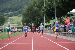 Swiss Athletics Sprint Kantonalfinal 2015